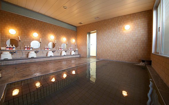 大浴場を完備