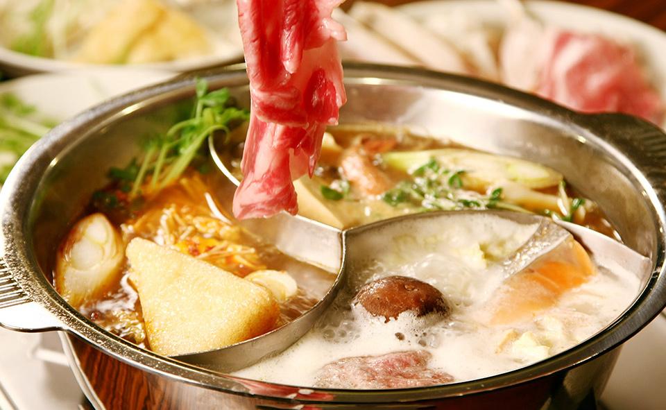 選べる3種の鍋食べ放題プラン&飲み放題プラン