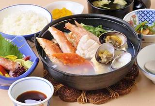 漁師鍋定食
