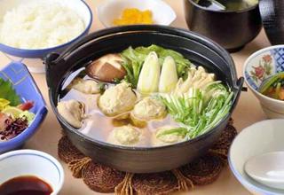水炊き鍋定食