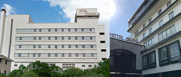 岡谷 ホテル