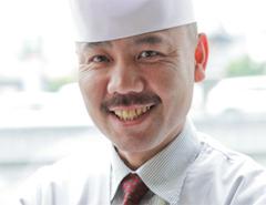 総料理長宮本稔