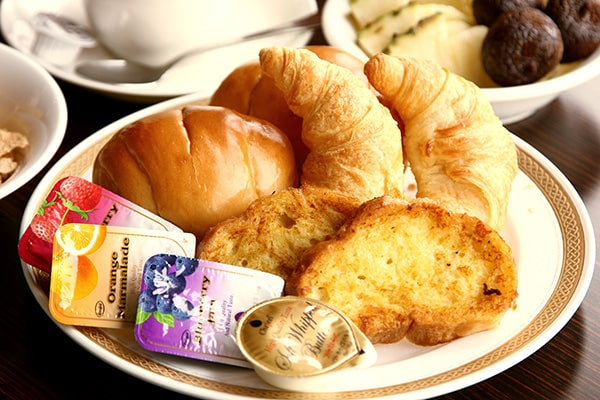 朝食バイキング・ブッフェ